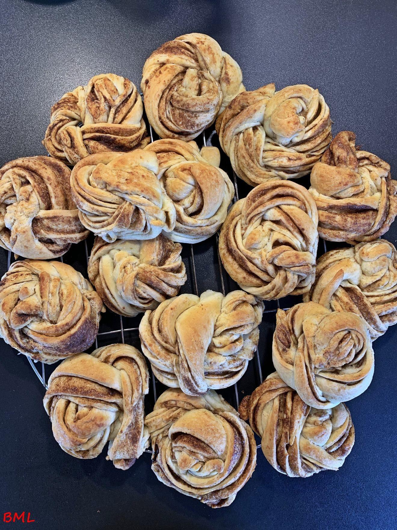 Cinnamon knot … my soul food  – Leckere Kuchen