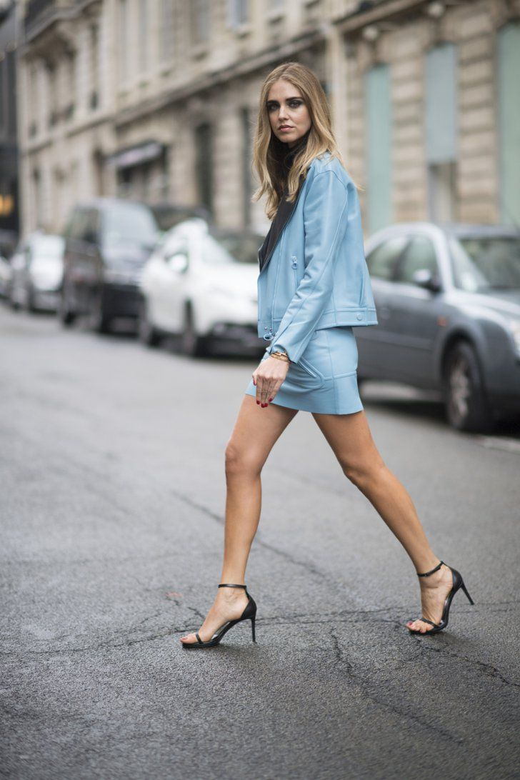 Pin for Later: Sommerliche Outfit-Inspiration mit den besten Street Style Looks aus Paris Street Style Paris Haute Couture Fashion Week