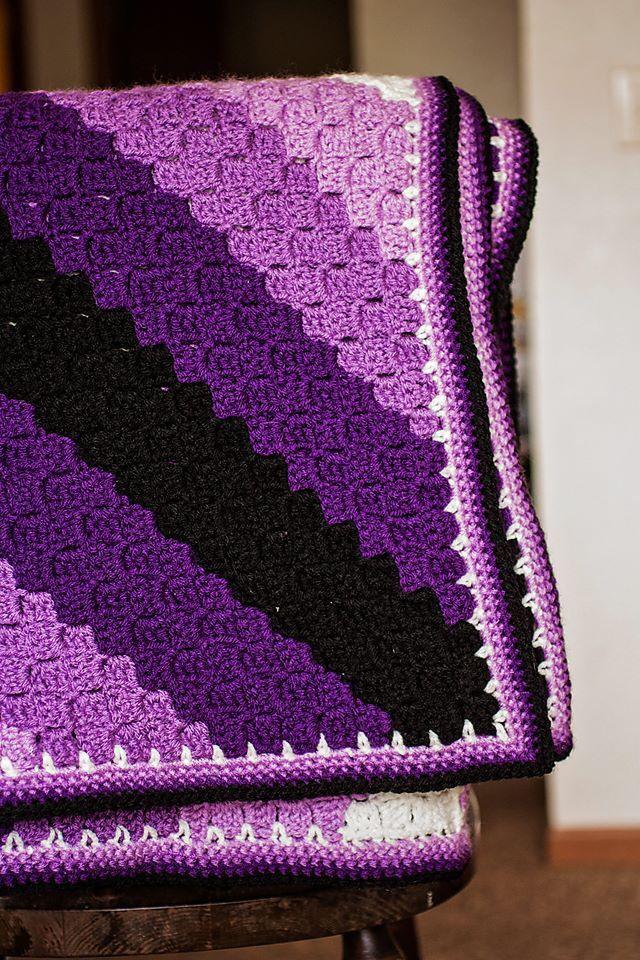 C2c afghan Crochet Pinterest