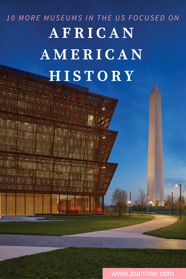 MORE Museums In The US Focused On African American History - How many museums in us