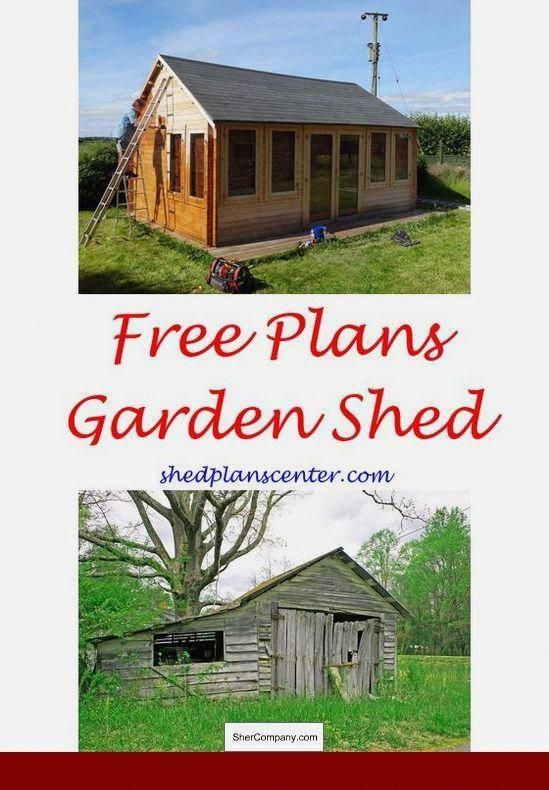 Thinking about free shed plans 12x16? This is the place ...