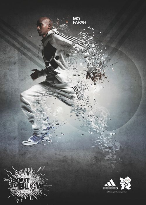 adidas poster - Google 검색 | out-of-the-box thinking ...