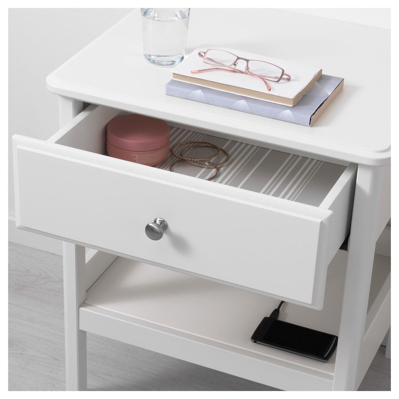 Ikea Brusali Nachttisch