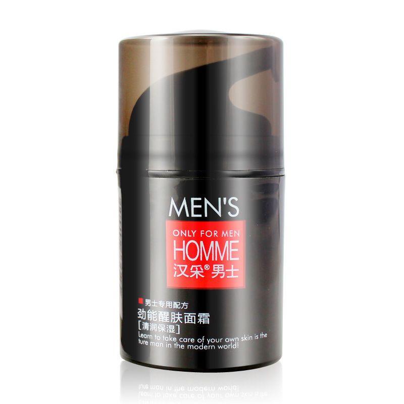 Мужчины по уходу за кожей управления освежающий увлажняющий крем уход за кожей лица лечение акне черноголовых укрепляющий сжатия-поры крем 50 г