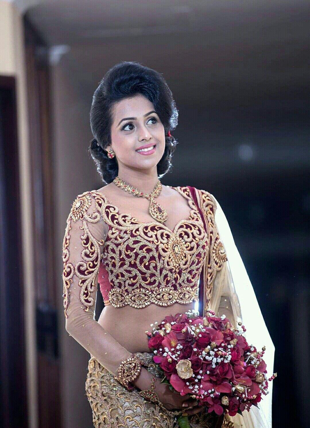 Pin von Yashodara Rathnathilaka auf 2nd day Brides | Pinterest