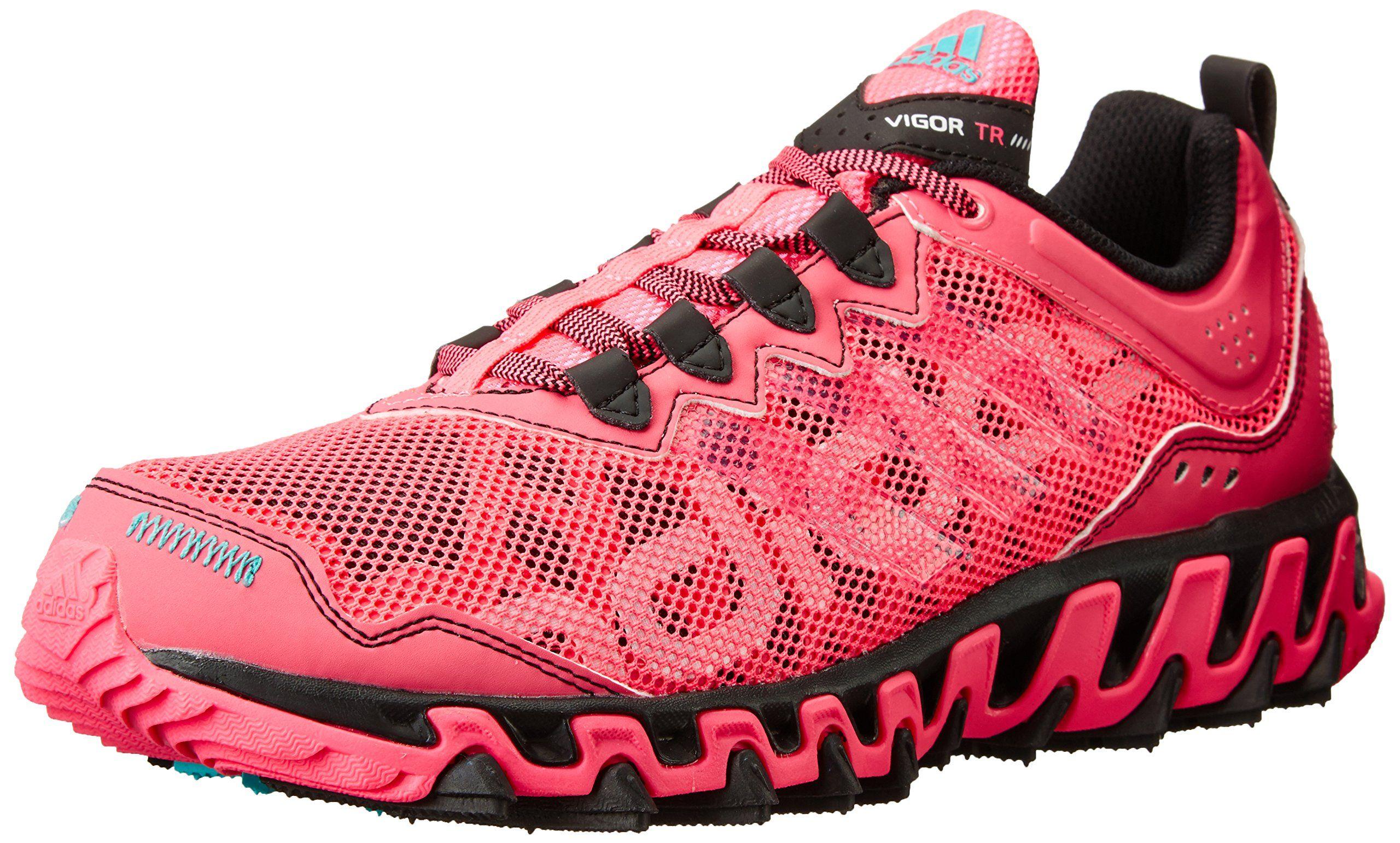 fcd79f75605fd Amazon.com: adidas Performance Women's Vigor 4 TR W Trail Running ...