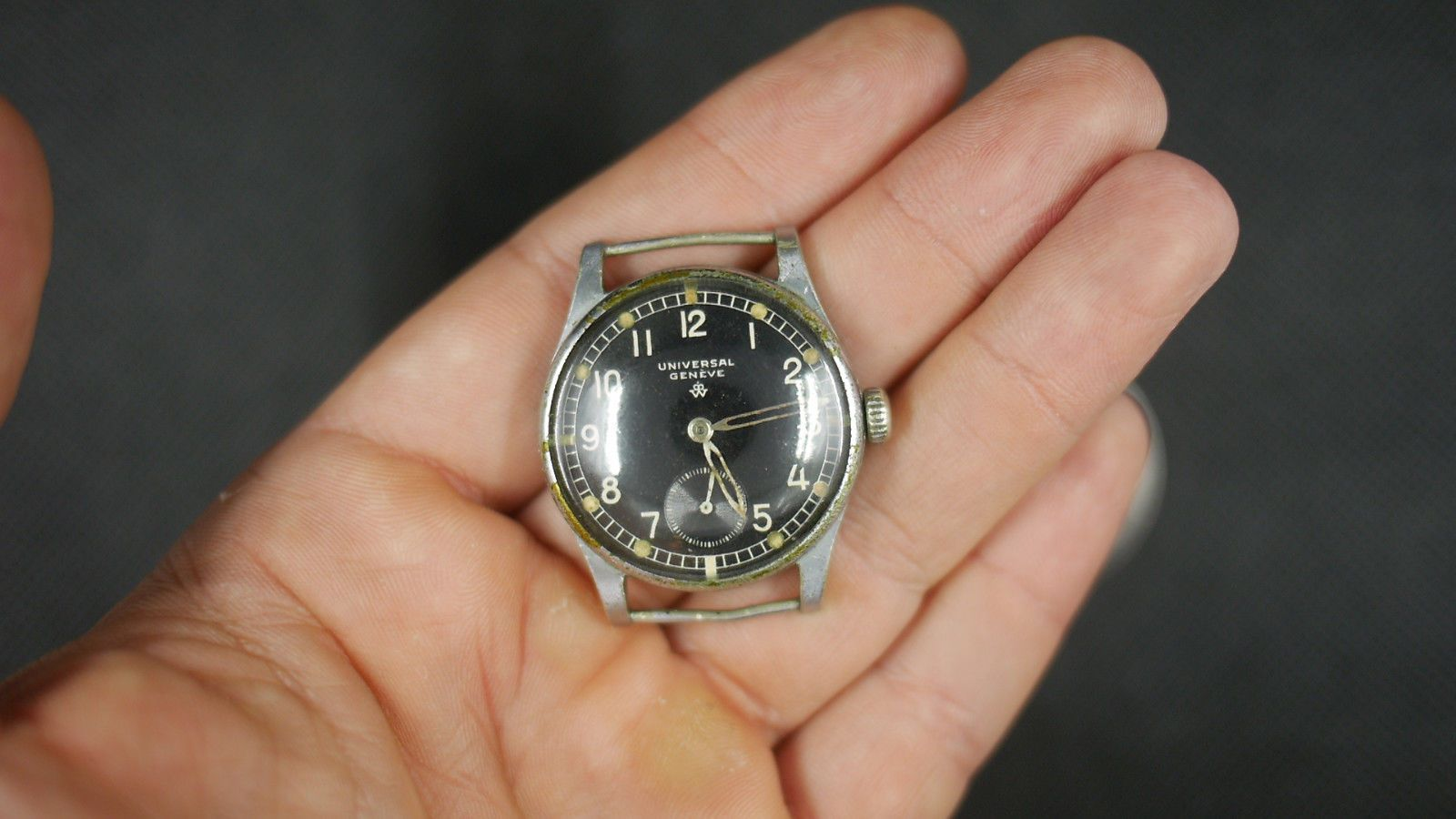Geneva watch vintage provide trade specialize