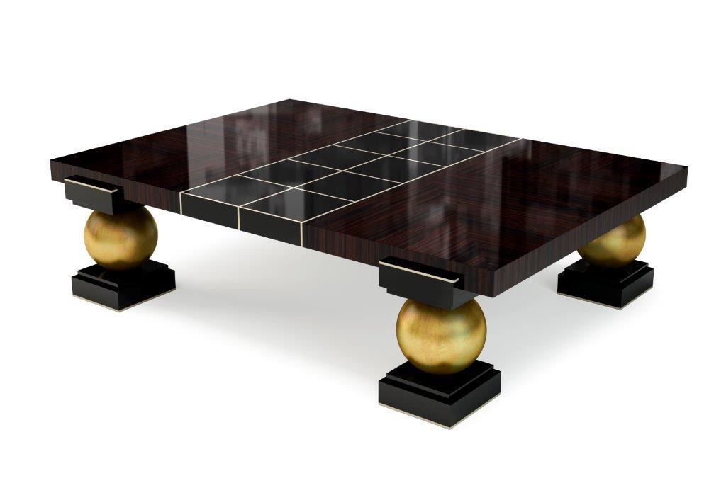 Hifigeny Modele Art Deco Luxury Coffee Table Paris Table De Salon Table Basse Design Deco