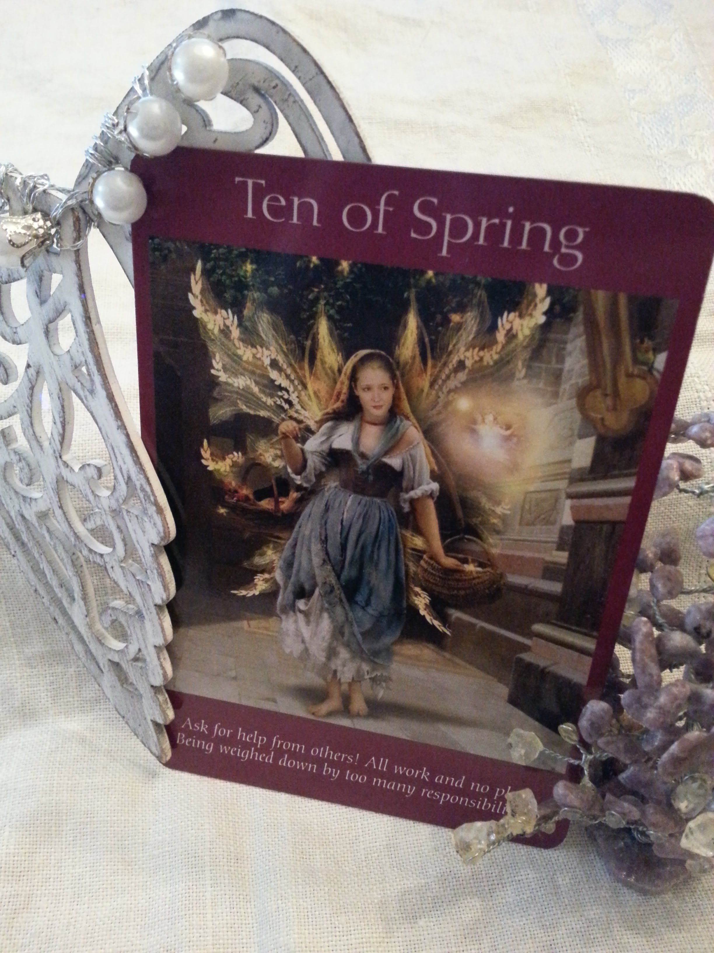 7 may monday ten of spring within an ending is always
