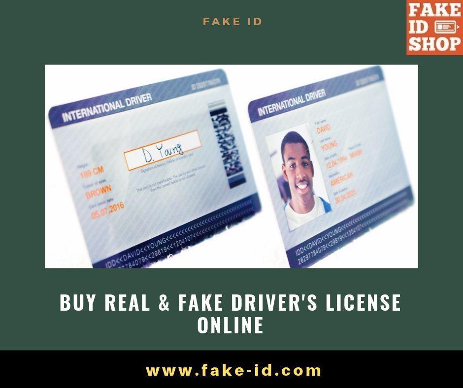 is 1 legit, trusted fake ID website. we've