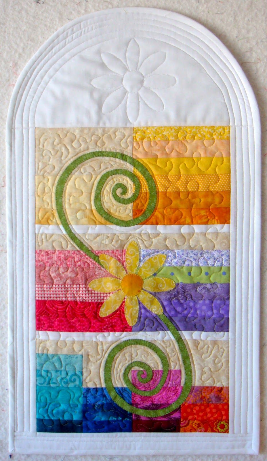 Kate n Libby ~ Design Divas: Project Quilting- Challenge 5- Print Publications
