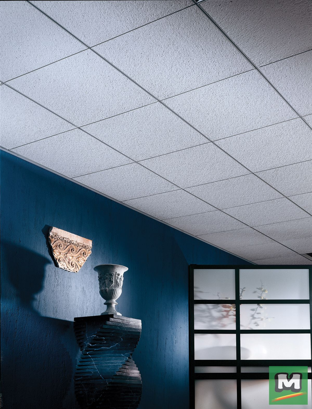 Usg Arctic R414 Acoustical Ceiling Panels Are Uniquely Textured And Easy To Install They Re Made With An Acoustical Ceiling Ceiling Panels Ceiling Tile Panel