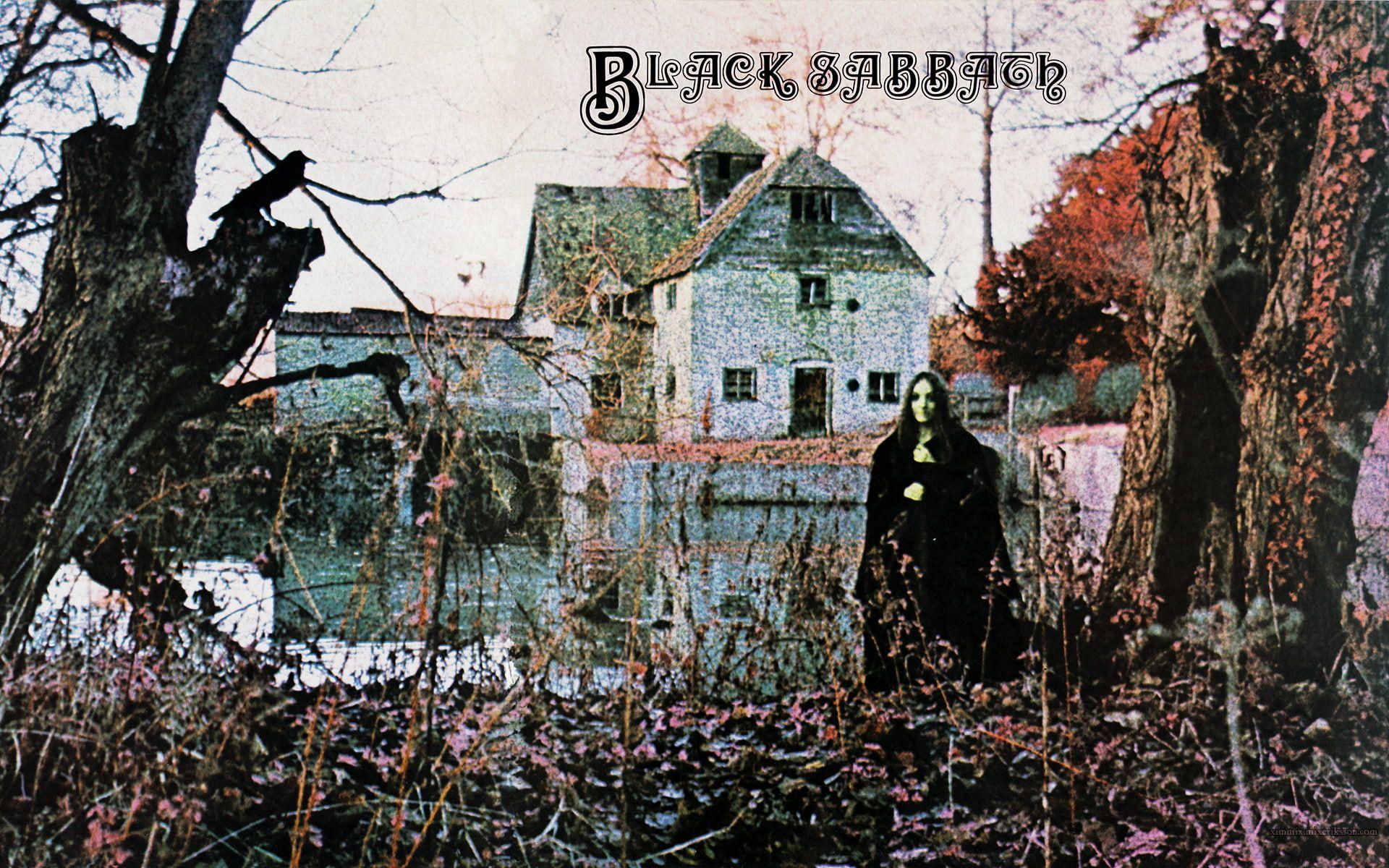 Black Sabbath Hd Black Music Sabbath 1080p Wallpaper Hdwallpaper Desktop