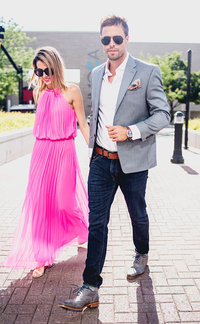 2 Ways to Work A Pocket Square Male wedding guest outfit