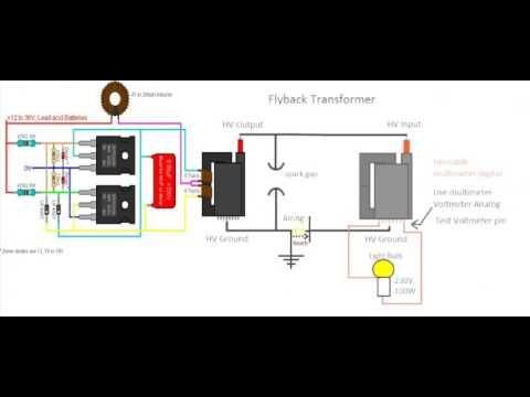 Inverter sederhana 12volt ke 220 volt simple inverter 12v to 220v inverter sederhana 12volt ke 220 volt simple inverter 12v to 220v youtube ccuart Gallery