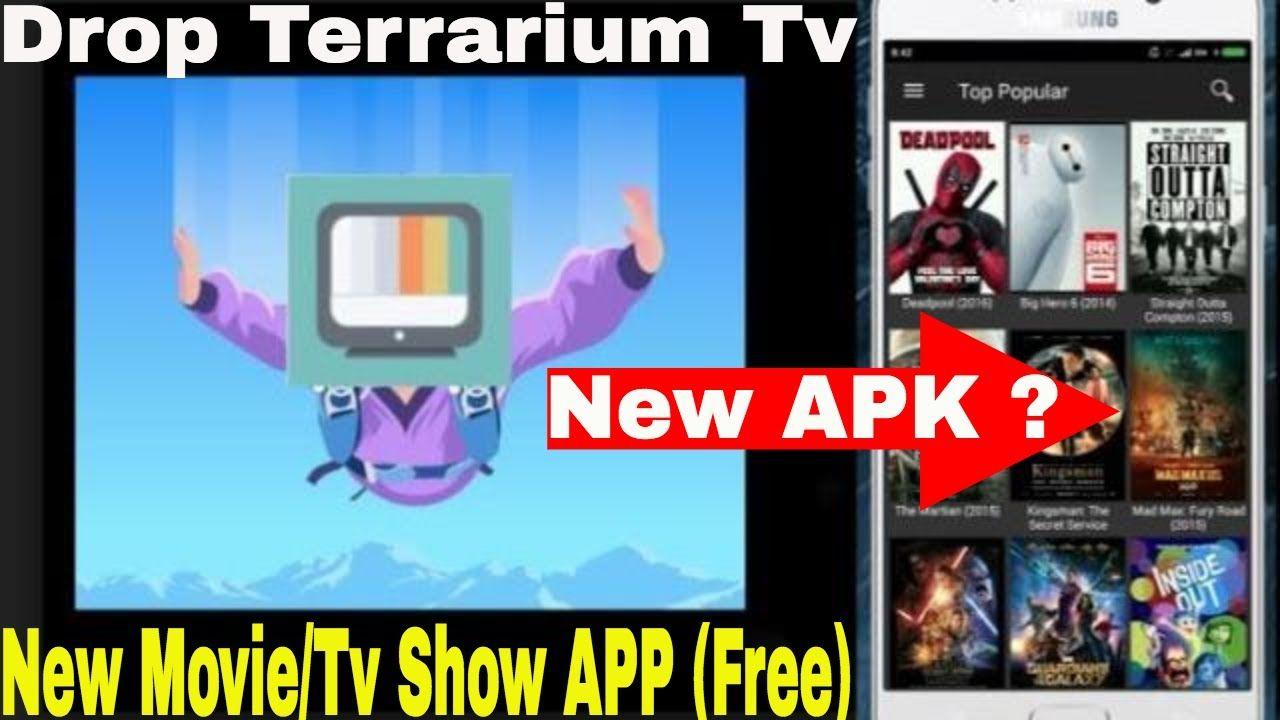 Replace Terrarium Tv App Best New Free Movie and Tv Show