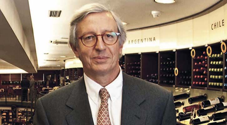 Adiós a Thierry Servant, el hombre que soño  la mejor enoteca del mundo