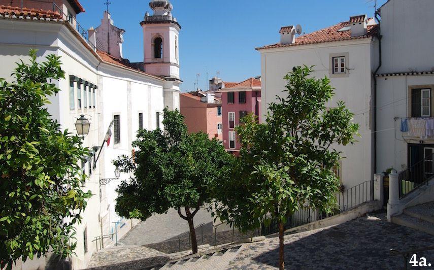 Igreja de São Miguel, Alfama, Lisboa