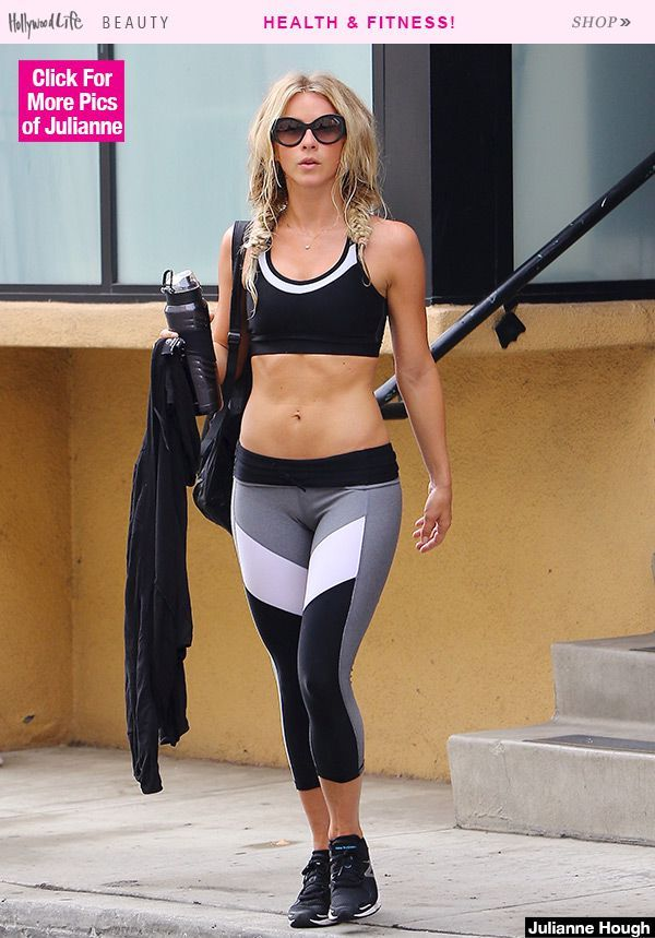 Julianne Hough Diet : julianne, hough, Julianne, Hough's, Legs:, Exactly, Classy, Workout,, Workout, Outfit,, Hough, Photo