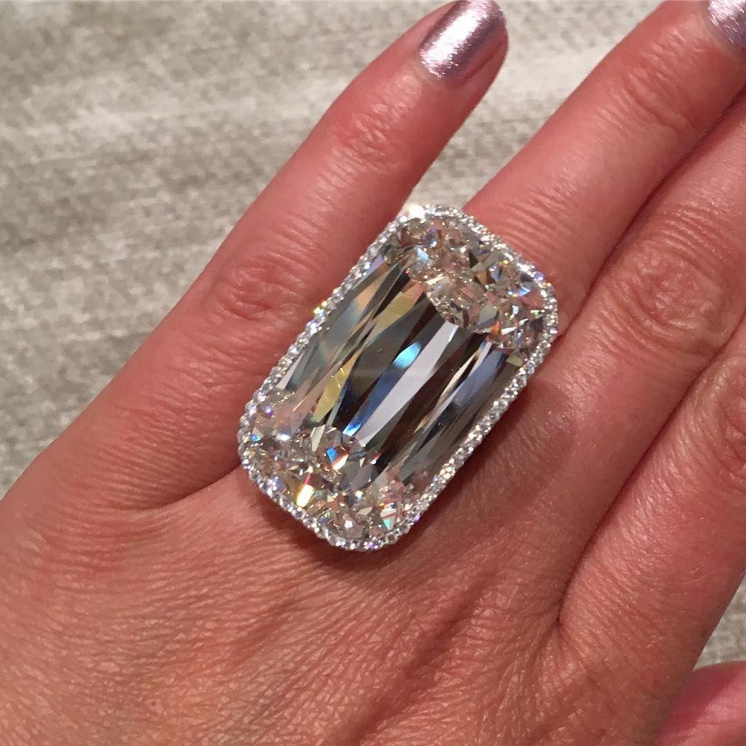 48 Carat Diamond From Kwiat Luxury Rings Jewelry Lover Expensive Diamond