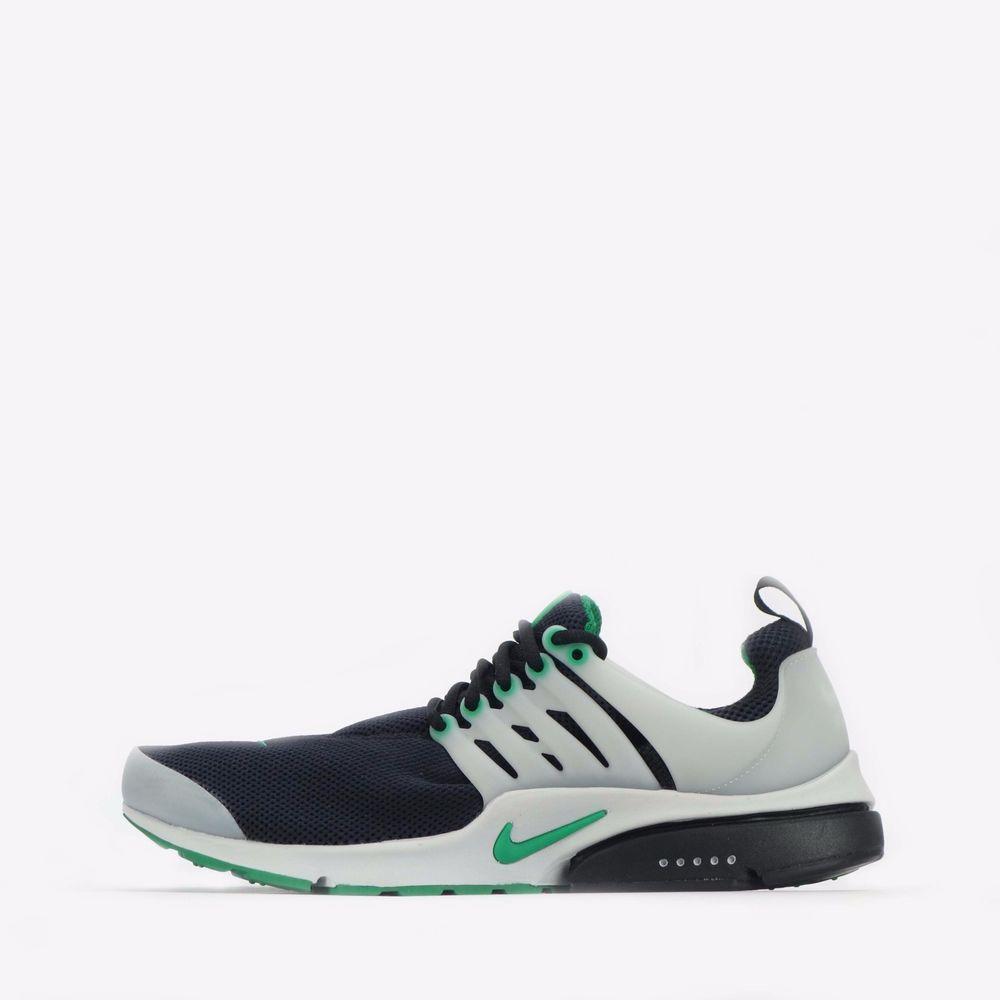 sale retailer f3491 71c75 ... uk nike air presto essential mens shoes in black pine green . 52920  e90f8