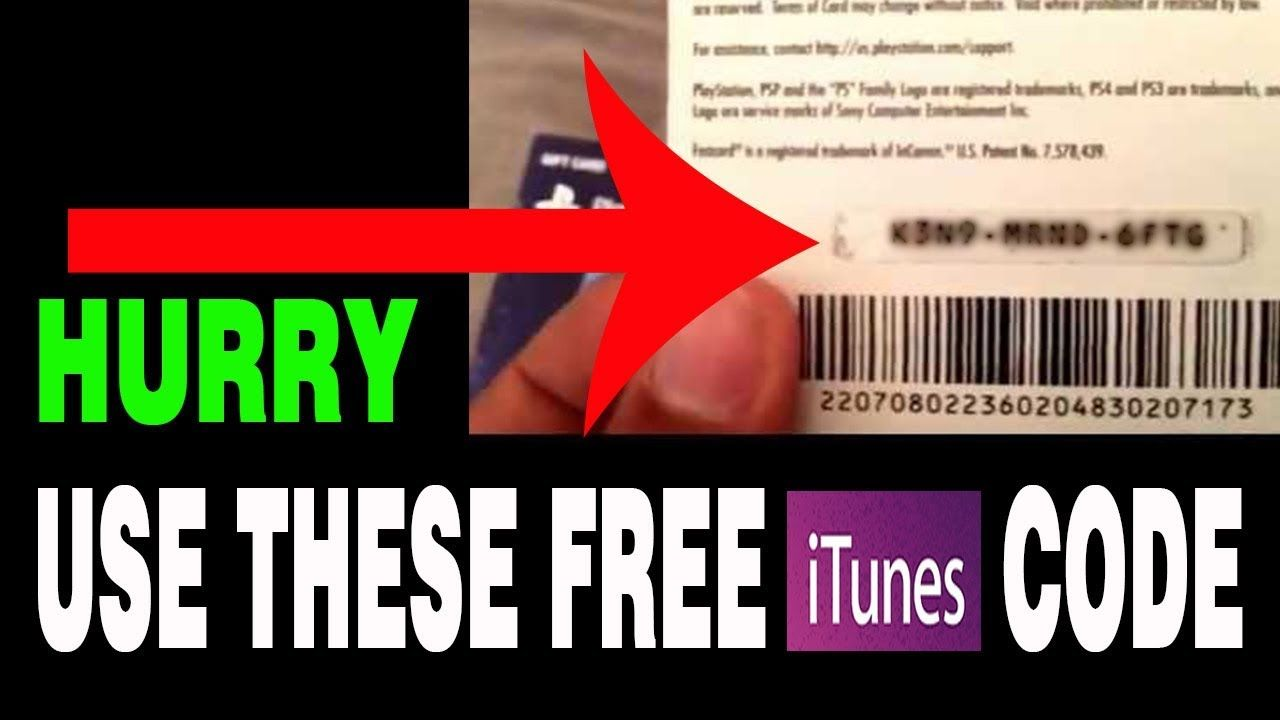 How To Get Free Itunes Gift Card Code In Just 2 Minutes Free Itunes Gift Card Apple Gift Card Itunes Gift Cards