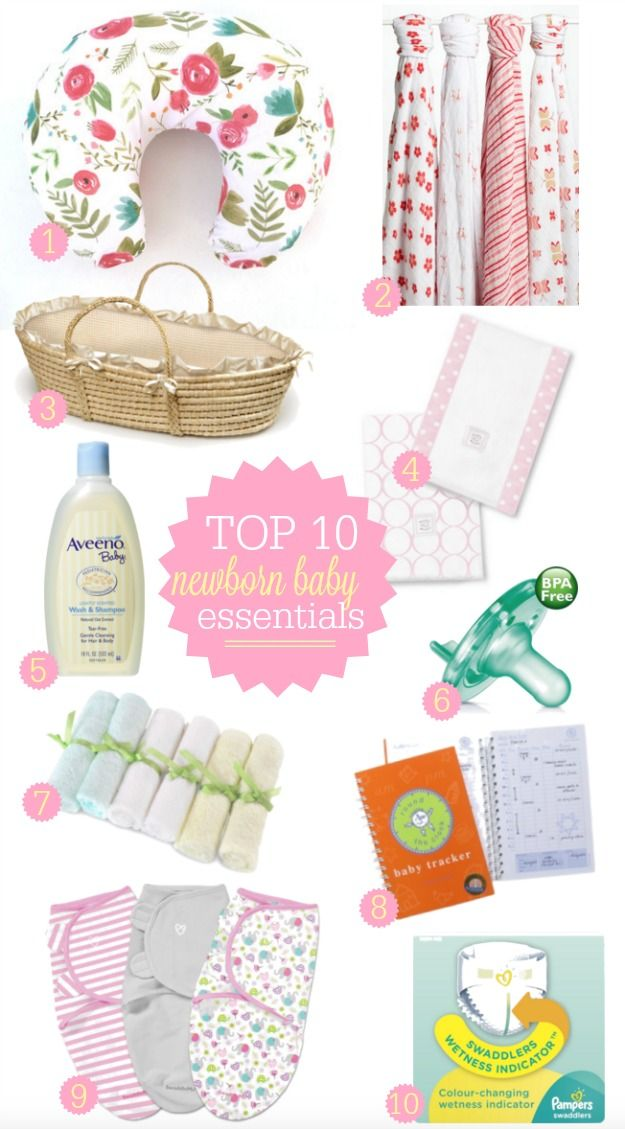 Top 10 Must Haves For Newborns Honey We Re Home New Born Must Haves Baby Essentials Newborn New Baby Products