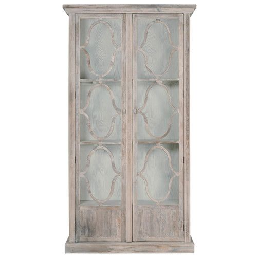 Found it at Wayfair - Bella Antique Bourges Display Cabinet ...