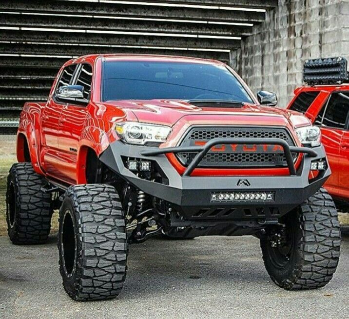 Cool Lifted Tacoma Toyota 2017 Check More At Http Carsboard