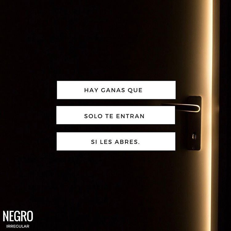 "612 Me gusta, 2 comentarios - Negro Irregular (@negroirregular) en Instagram: ""¿Les abrimos? #NegroIrregular"""