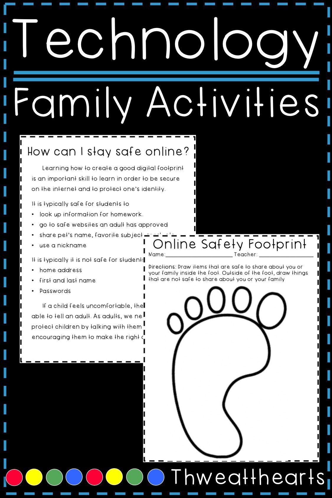 Technology Family Activities