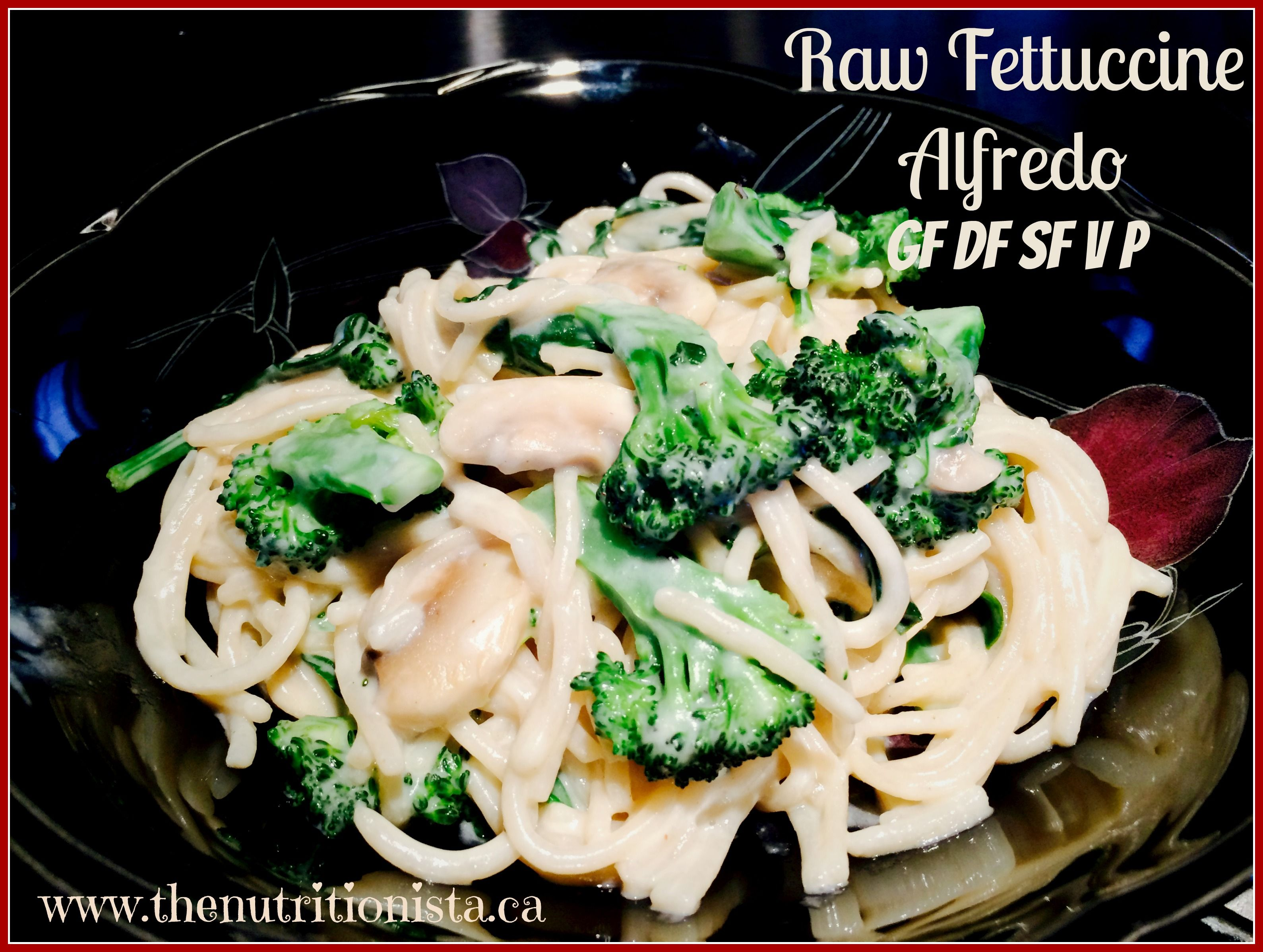I'm making this gluten-free, paleo, vegan, raw Fettuccine Alfredo tonight! Via @bcnutritionista