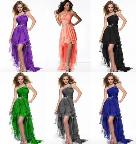 Fleece Prom Gowns