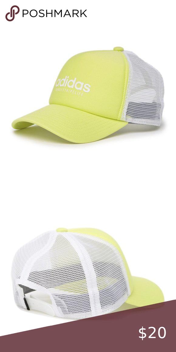Adidas Core Trucker Hat Nwt Trucker Hat Adidas Trucker Cap Trucker