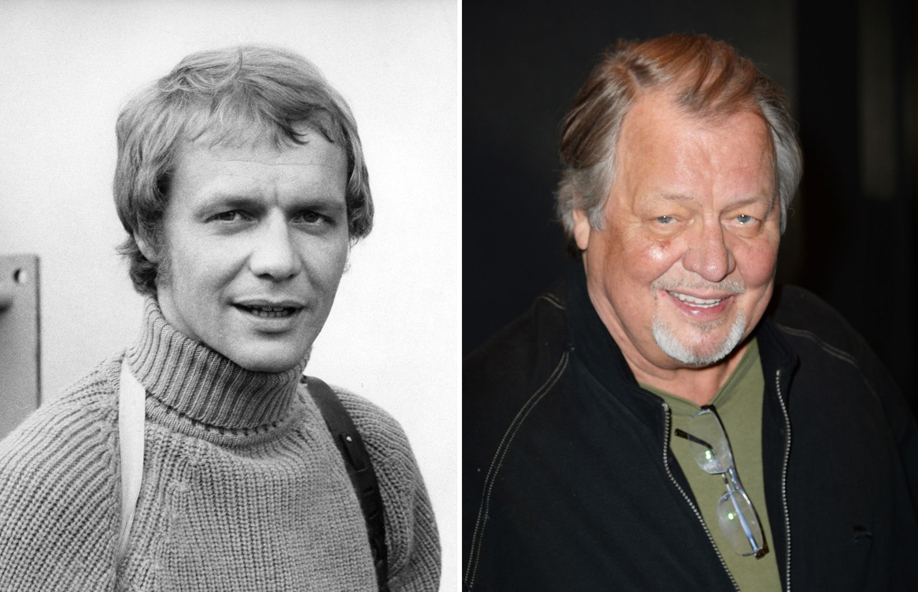 Tv Stars Of The 70s Then And Now Tv Abc Photo David Soul Stars