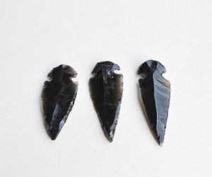 arrow heads discovered by Aesthetics Gallery on We Heart It