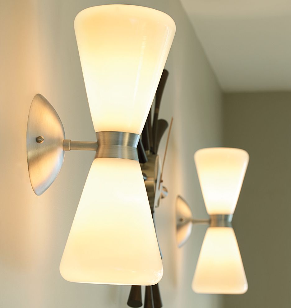 Gemini  Gemini Modern Wall Sconces And Modern Wall Alluring Small Wall Sconces For Bathroom Decorating Design