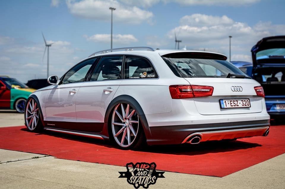 Audi All-Road on Vossen CVT's
