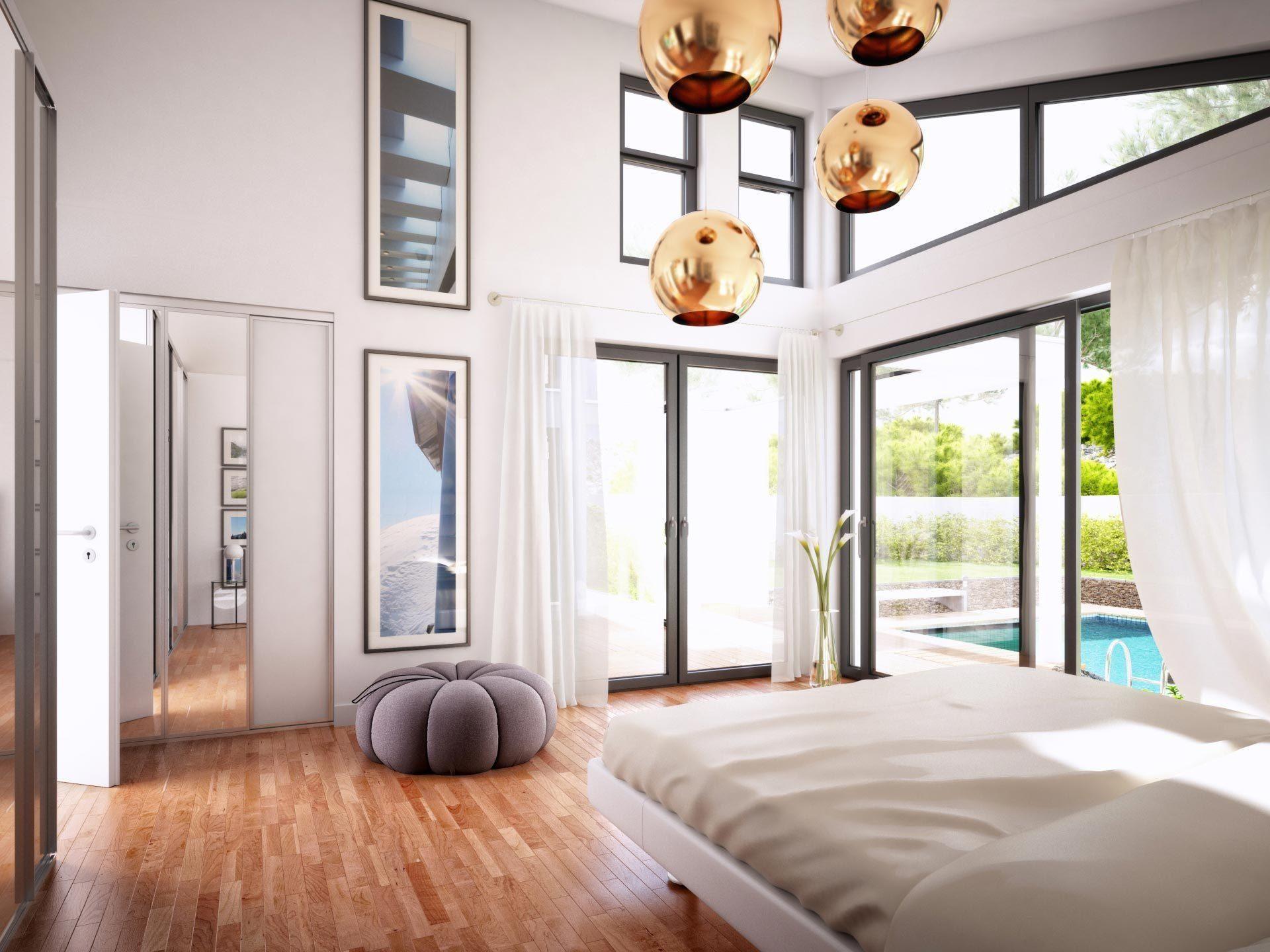 Schlafzimmer Bilder ~ Schlafzimmer im bungalow liberty von rensch haus schlafzimmer