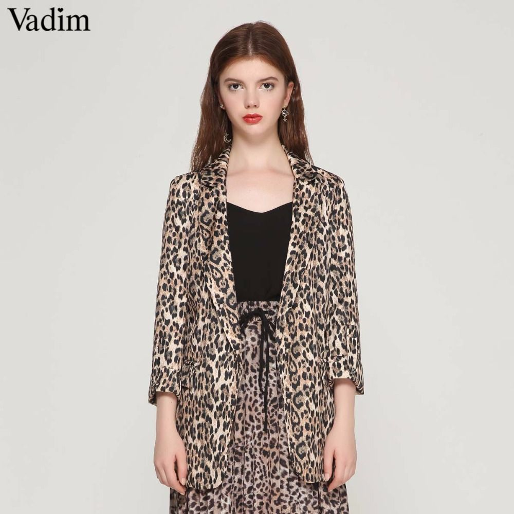 f21f01dfd1041 Cheap Blazers, Buy Directly from China Suppliers:Vadim women vintage ...