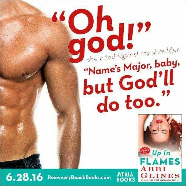 Nan's book Up in Flames quote ~ Abbi Glines