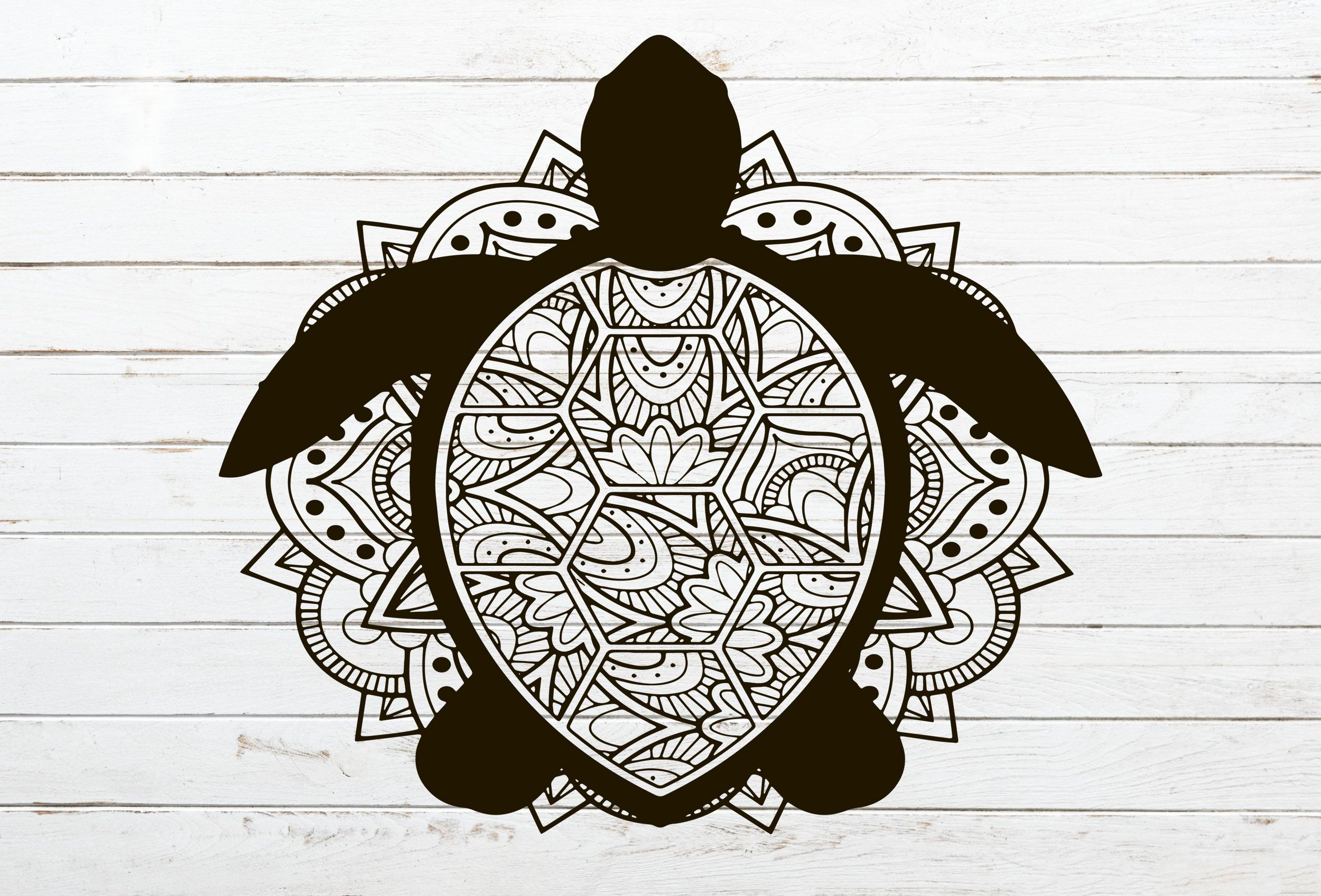 Sea Turtle SVG and More ABout It