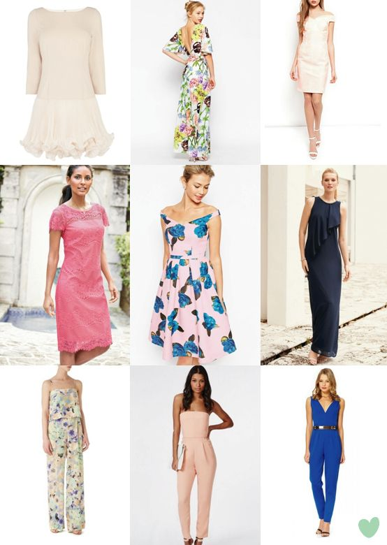 2015 Spring And Summer Wedding Guest Outfits Mood Board From The Community