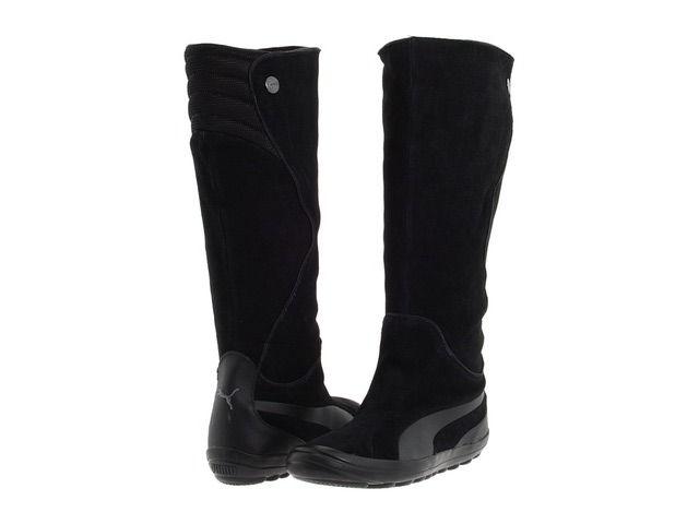 Puma Boots  PUMA Zooney Tall Boot Winter  d603ebb918d