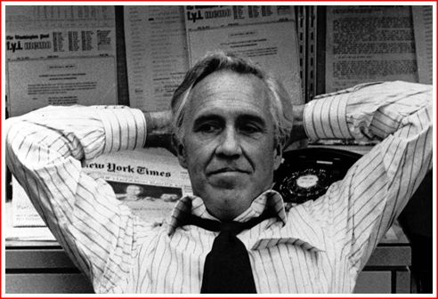 """All the President's Men"", Jason Robards."