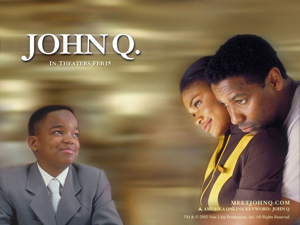 this movie quote says it all john q archibald quotmy son