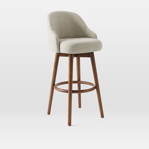 Peachy Saddle Bar Counter Stools Project Dumotier Swivel Creativecarmelina Interior Chair Design Creativecarmelinacom