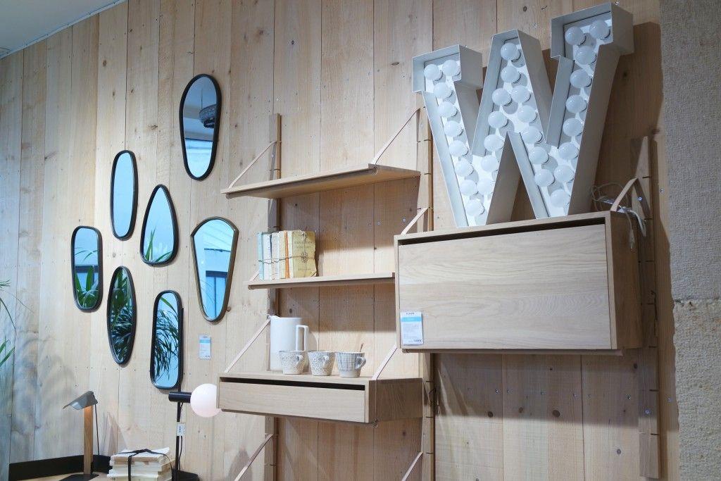 paris design week celest fleux 39 concept store paris le marais mobilier. Black Bedroom Furniture Sets. Home Design Ideas