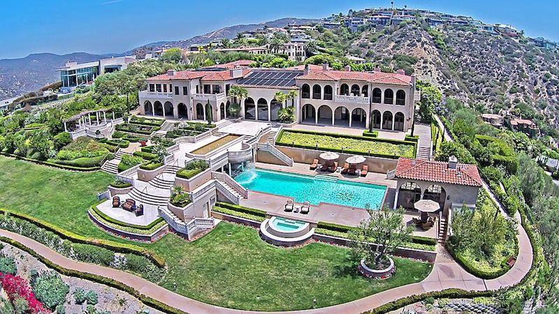 Villa Di Sogni A Dreamhouse In Laguna Beach California 38 888