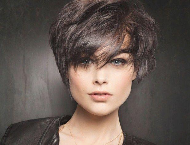 Immagini capelli corti sfilati
